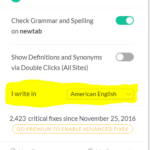Grammarly Free Version
